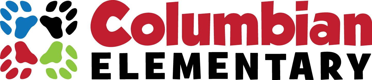 Columbian horizontal color logo